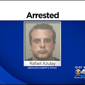 Weston Doctor Arrested For Allegedly Attacking Girlfriend