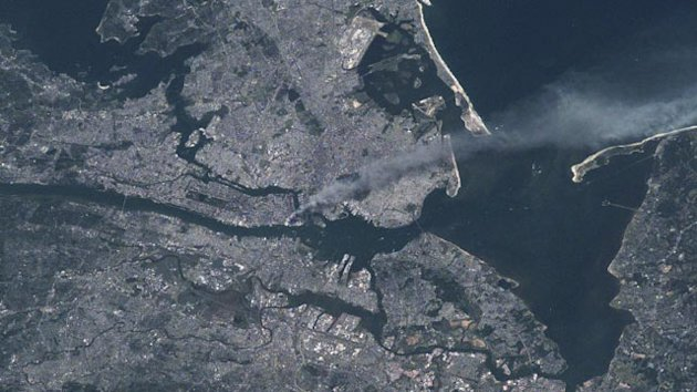 Astronaut Frank Culbertson Saw 9/11 From Space (ABC News)
