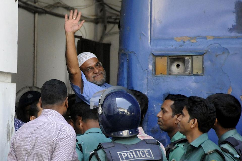 Bangladesh's controversial tribunal upholds Mir Quasem Ali's death sentence