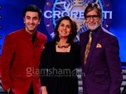Ranbir Kapoor does Badtameezi on 'Kaun Banega Crorepati'!