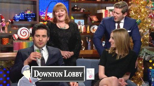 Game Time: Who's in the Downton Lobby?