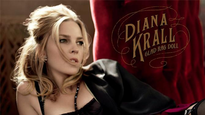 """This CD cover image released by Verve shows the latest release by Diana Krall, """"Glad Rag Doll."""" (AP Photo/Verve)"""