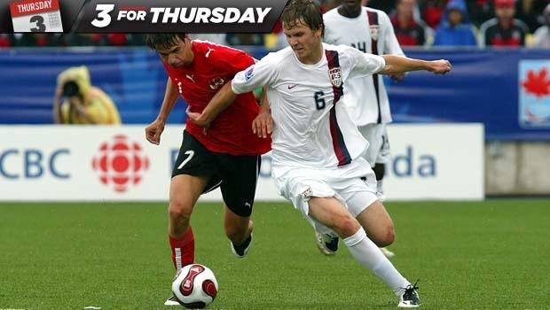 Three for Thursday: US stars who've broken out with U-20s