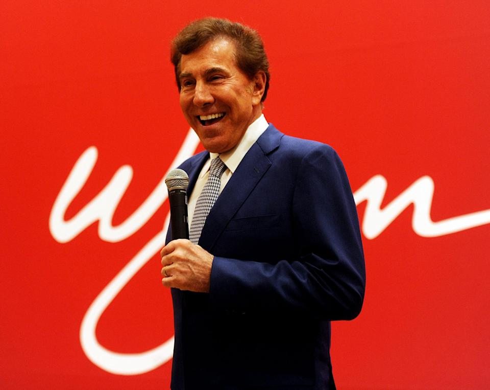 Steve Wynn, Chairman and CEO of Wynn Resorts Limited