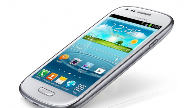 Samsung unveils mid-range Galaxy S III mini with Jelly Bean, 4-inch display and NFC