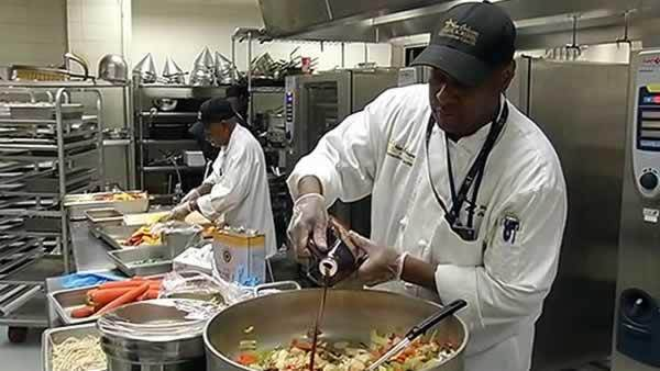 Super Bowl of cooking under way in New Orleans