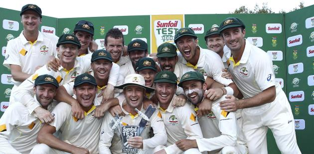 Harris spoils Graeme Smith's swansong