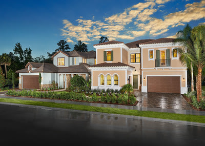 Standard Pacific Homes announces this weekend's grand opening of a private, golf course community in Orlando called The Reserve at Alaqua. For more information, visit www.standardpacifichomes.com