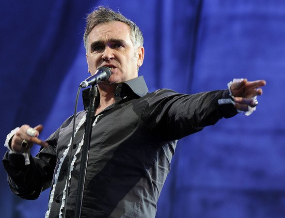 Morrissey: 'Norway massacre nothing compared to fast food killings'