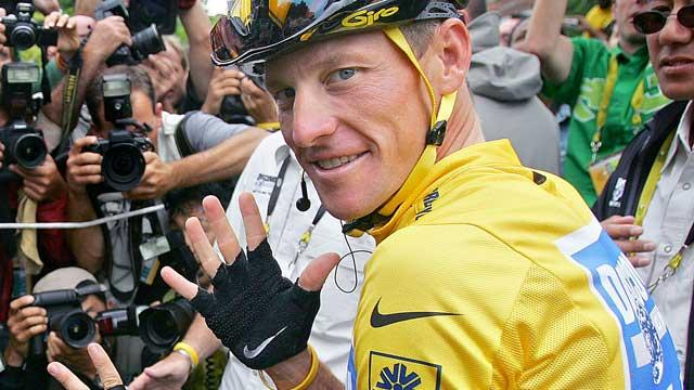 Armstrong to Speak to Oprah Winfrey