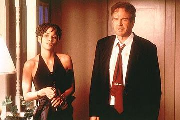 Halle Berry and Warren Beatty in 20th Century Fox's Bulworth