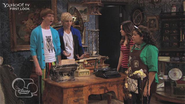 'Austin & Ally' Exclusive: Rainin' Dogs