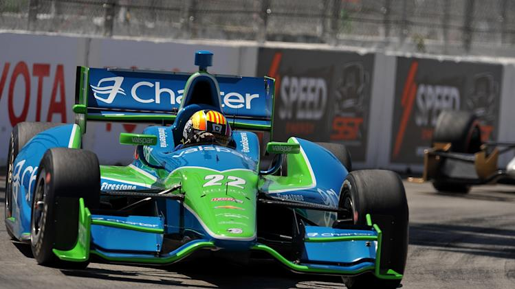 IndyCar: Long Beach Grand Prix-Qualifying