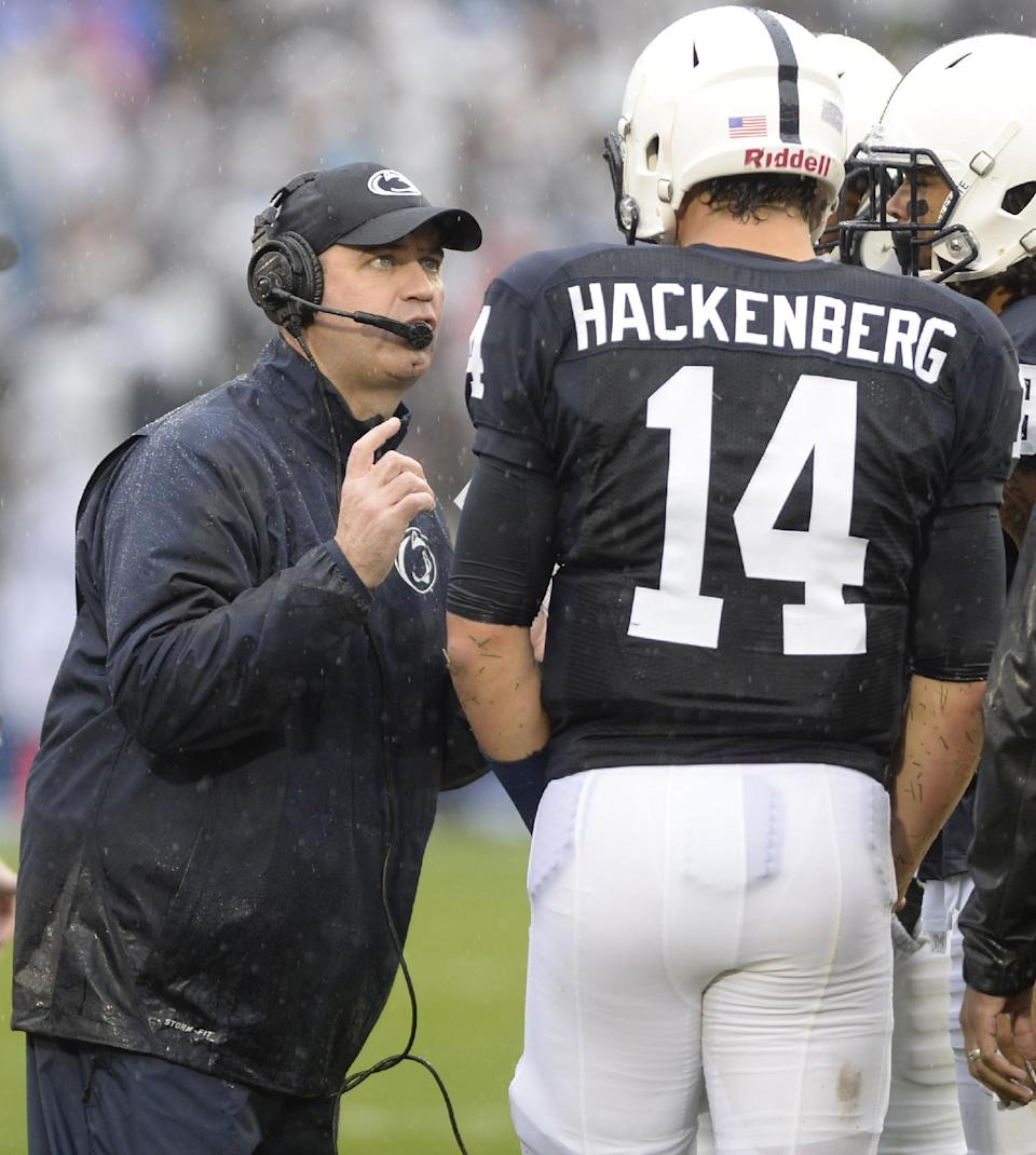 Penn State's O'Brien pleased scholarships restored