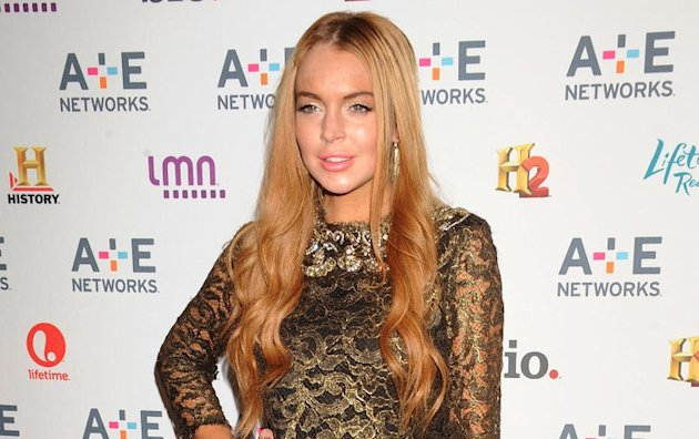 Mauvais payeuse, Lindsay Lohan sest fait bannir du Chteau Marmont