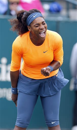 Williams sisters win their way into semis