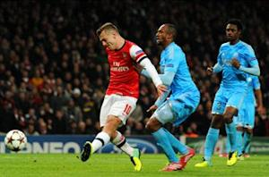 Wenger: Wilshere thinks he can emulate Ramsey