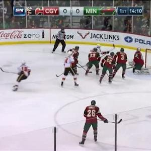 Josh Jooris Goal on Devan Dubnyk (05:52/1st)