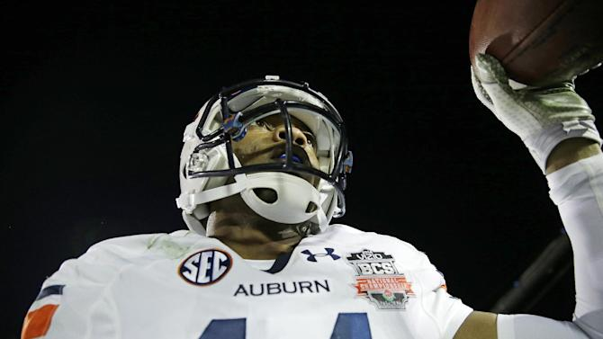 Auburn leaves season with high hopes for 2014