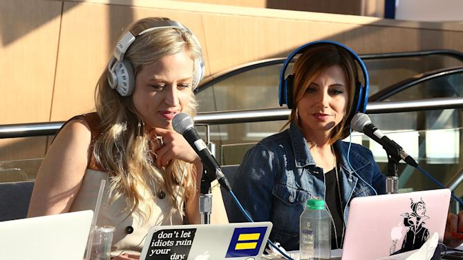 """""""The Elvis Duran The Z100 Morning Show"""" Live Broadcast From OWO Opening Ceremony"""