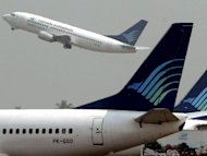 Garuda Indonesia is set to fly three times a week between Brisbane and Jakarta and Denpasar (Bali)