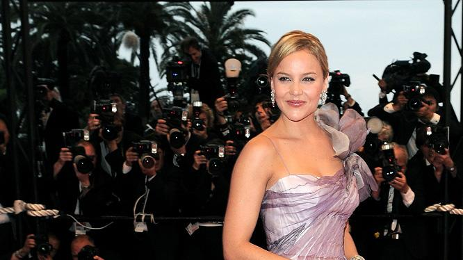 2009 Cannes Film Festival Abbie Cornish
