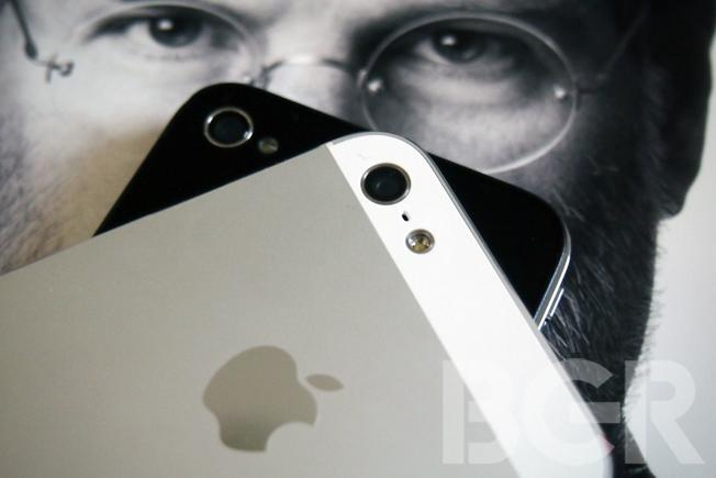 iPhone 5 and iPhone 4S cameras compared – improvements are barely noticeable