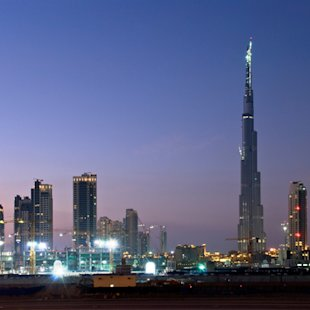 Platz 1: Burj Khalifa