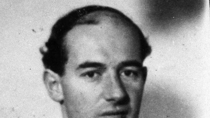 "FILE - In this undated black and white file photo showing World War II hero, Sweden's envoy to Nazi-occupied Hungary Raoul Wallenberg. Raoul Wallenberg, the Swedish diplomat who saved thousands of Jews from Nazi-occupied Hungary, may also have had a secret military mission during World War II, a new book claims, ""For me it is very clear that it was also Wallenberg's mission to act as some kind of coordinator between the resistance forces and the Allies,"" it is revealed Saturday June 22, 2013, Swedish-Hungarian writer Gellert Kovacs told The Associated Press. Citing documents from Hungarian archives Kovacs says Wallenberg, whose fate remains shrouded in mystery, had closer links with Hungary's non-Communist resistance movement than previously thought. (AP Photo/Scanpix Sweden, File) SWEDEN OUT"