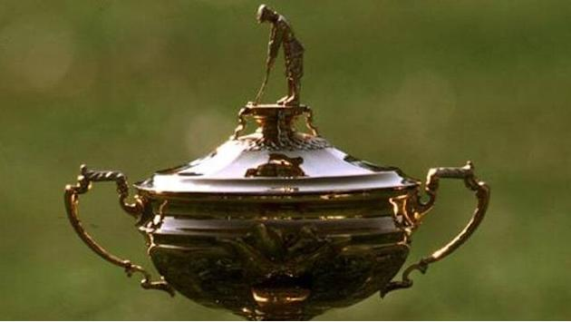 Ryder Cup - First worldwide sponsor signs four-year deal