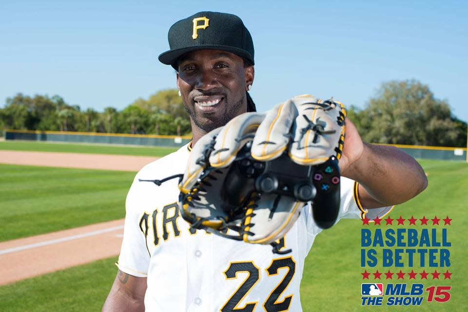 MLB 15: The Show Patch Rolls Out, Gives Andrew McCutchen a Haircut