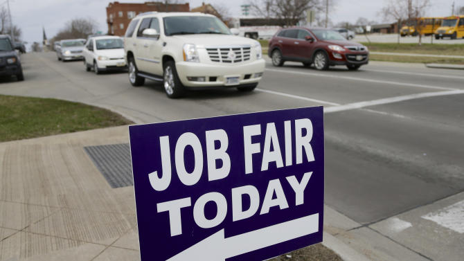 5 cautionary signs in April's US jobs report