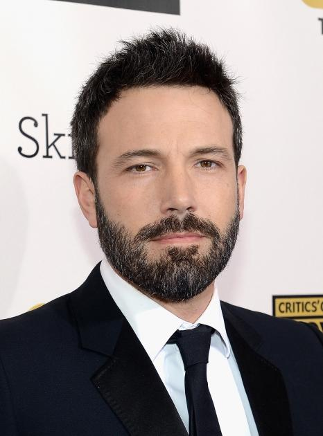 Ben Affleck attends the 18th Annual Critics' Choice Movie Awards held at Barker Hangar on January 10, 2013 in Santa Monica, Calif. -- Getty Images