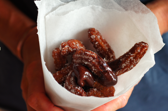 Spiced Churros