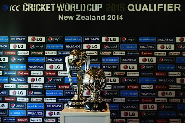 ICC Cricket World Cup Qualifier 2014 Media Launch