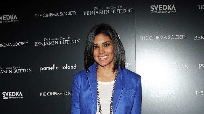 The Curious Case of Benjamin Button Screening 2008 NY Rachel Roy
