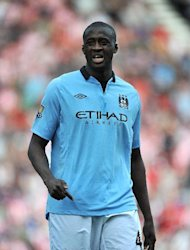 Yaya Toure says Manchester City will keep on improving in Europe