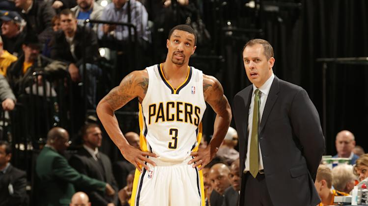 Pacers beat Kings, clinch All-Star spot for Vogel