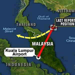 Why is Malaysia Airlines search taking so long?