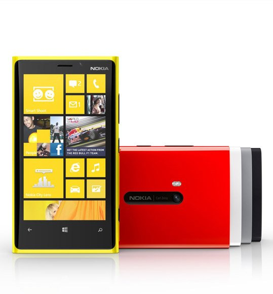 Nokia unveils Windows 8 Lumia phones