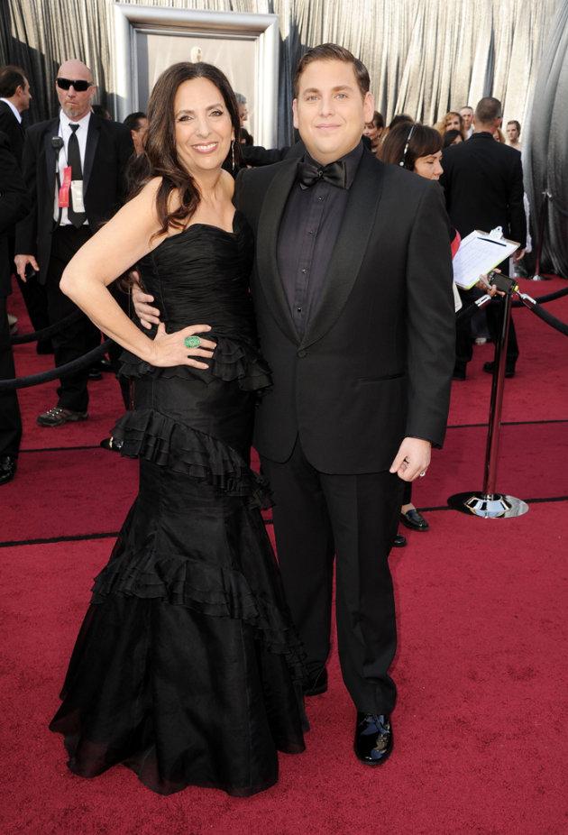 2012 Oscar Arrivals Jonah Hill