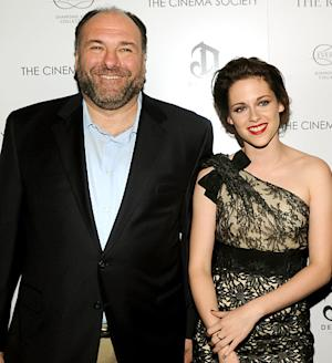"Kristen Stewart ""Gutted"" Over James Gandolfini's Death"