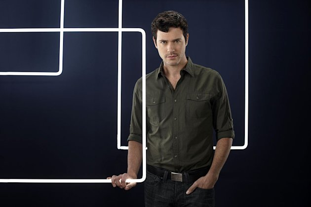 "Brendan Hines as Eli Loker in ""Lie To Me."""