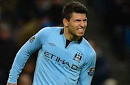 Aguero set for Manchester City return against Fulham