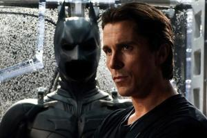 'Dark Knight' Christian Bale Thinks Batkid Is 'Fantastic'
