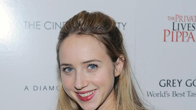 The Private Lives of Pippa Lee NYC Screening 2009 Zoe Kazan