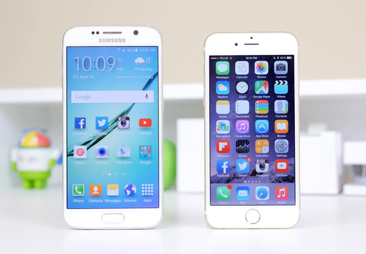 This year's best Android phones still might not be as fast as last year's iPhone 6s
