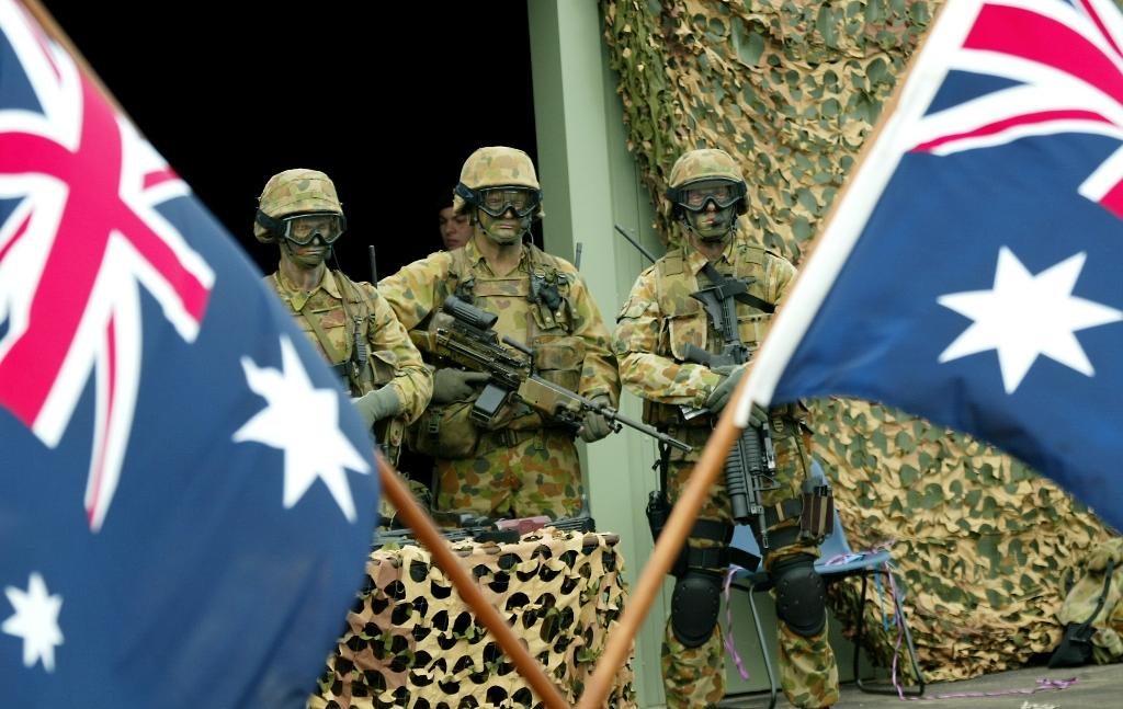 Australia to send extra 300 troops to Iraq