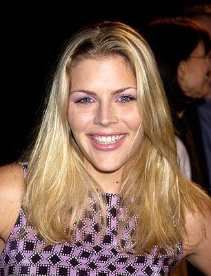 Premiere: Busy Philipps at the Hollywood premiere of Paramount's Orange County - 1/7/2002