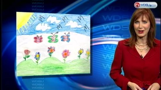 Margaret's Weather Picture for Jan. 22